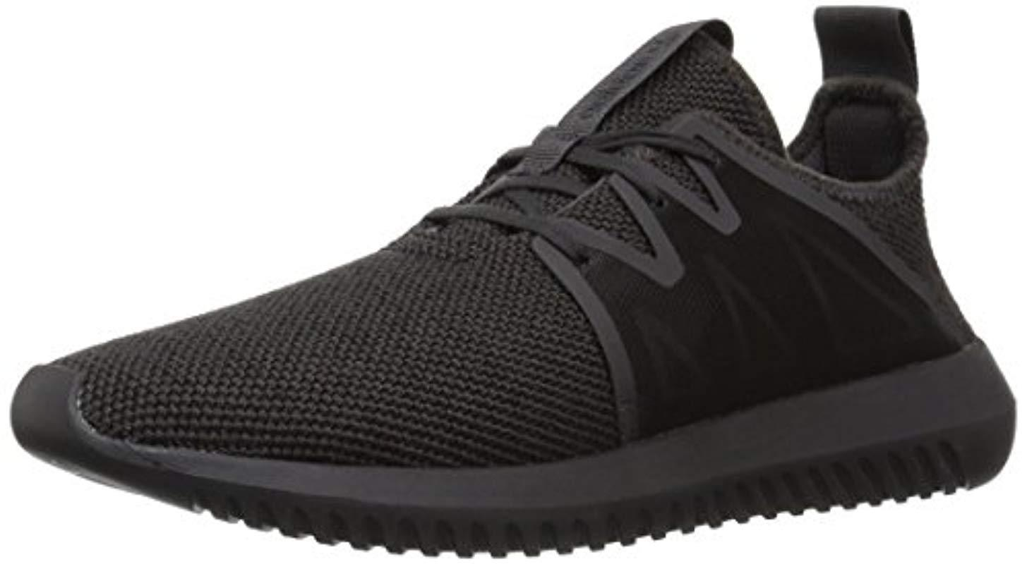 f2ba20a31d51 Lyst - adidas Originals Tubular Viral2 W Running Shoe in Black