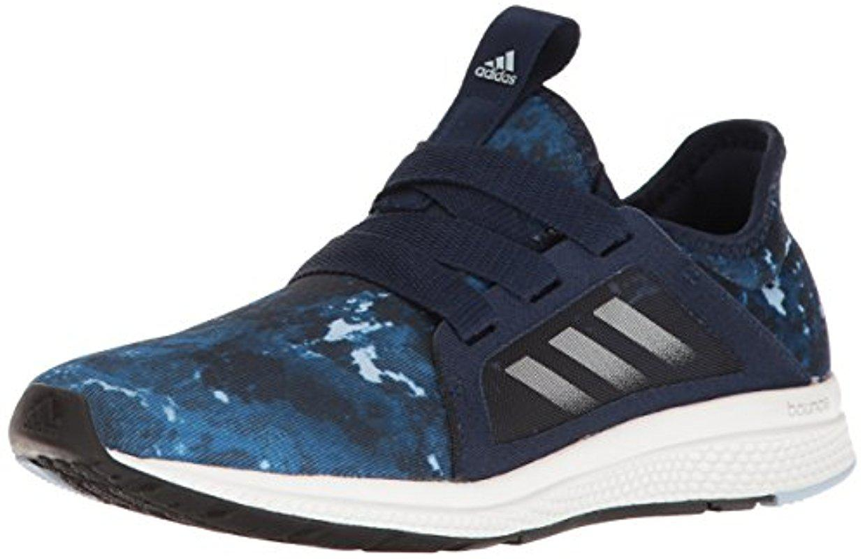 quality design 8b63c c7f87 Adidas. Mens Blue Edge Lux W Running Shoe ...