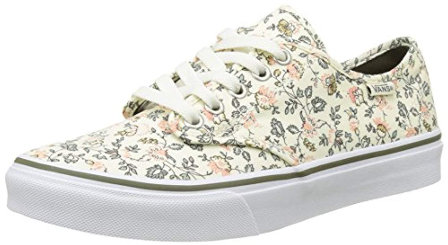 eb5a17763c Vans - Multicolor Wm Camden Stripe Low-top Sneakers - Lyst. View fullscreen