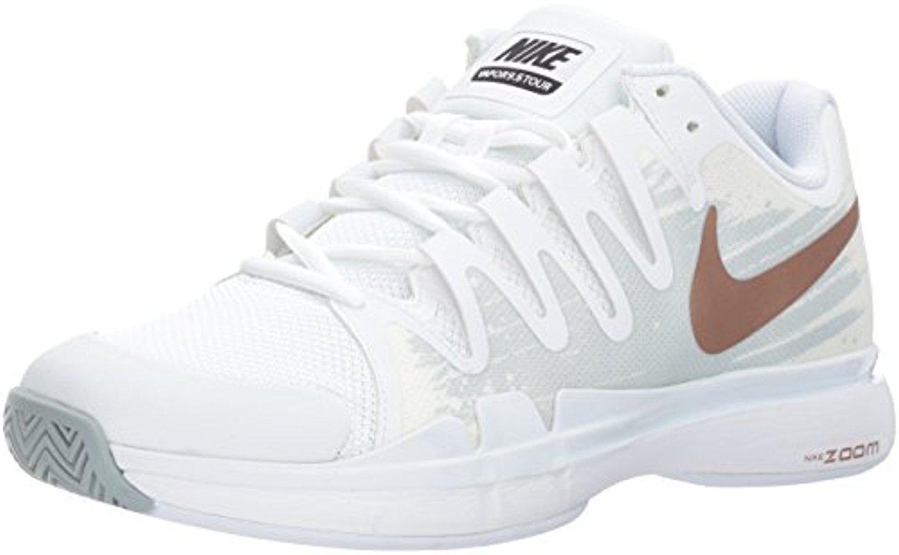 58af90540893a0 Lyst - Nike Zoom Vapor 9.5 Tour in White for Men