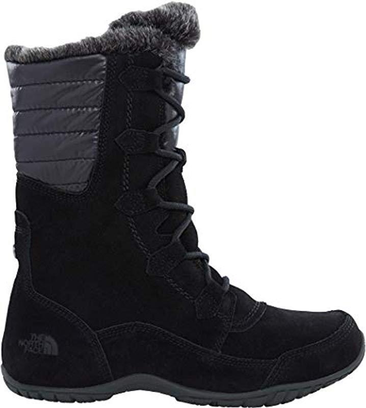 The North Face - Black Nuptse Purna Ii Snow Boots - Lyst. View fullscreen b96d05508