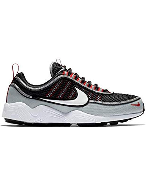 06abc49d8366f Nike Air Zoom Spiridon 16 Men s Shoes (trainers) In Black in Black ...