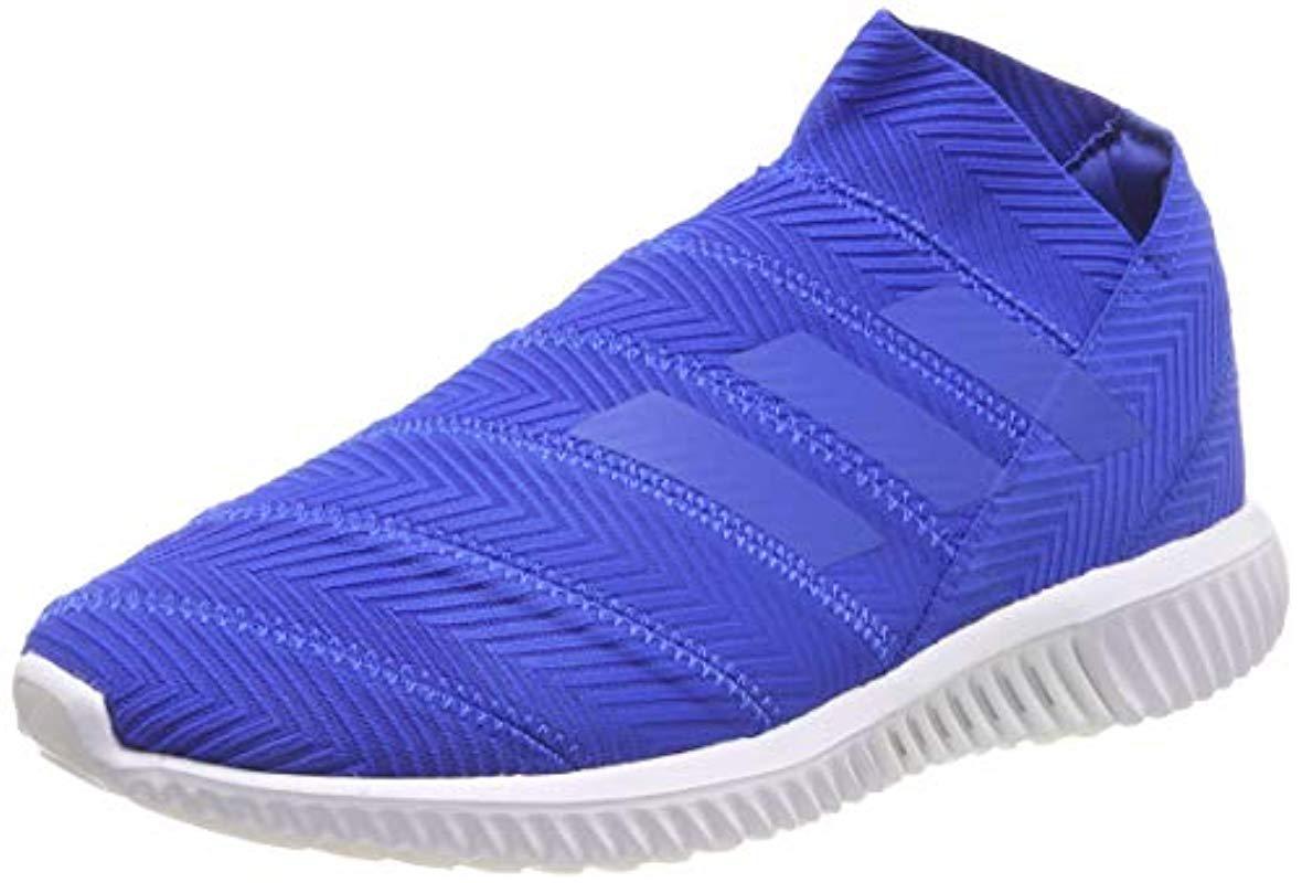 e3caaacfc Adidas Nemeziz Tango 18.1 Tr Footbal Shoes in Blue for Men - Lyst