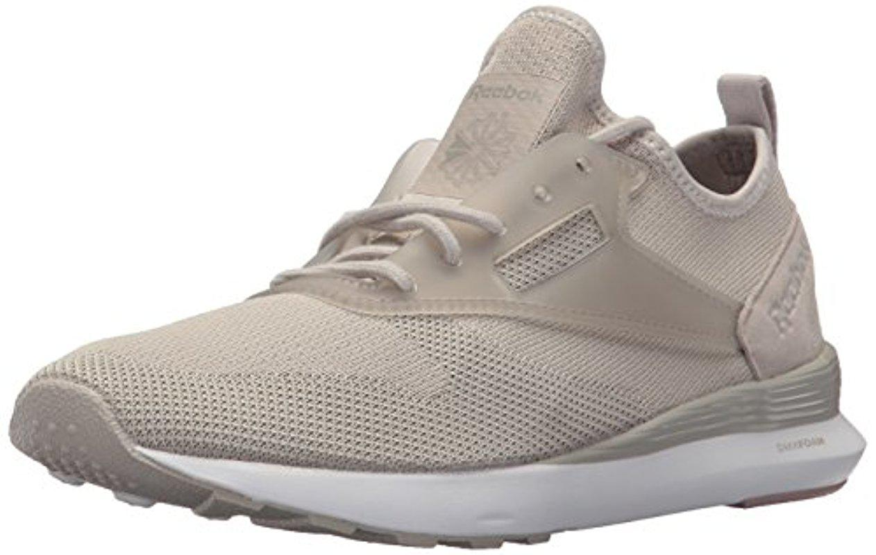 Reebok Classic Zoku Runner W&W Grey Sneakers from china online low cost sale online discount latest collections outlet fake cheap sale visa payment CknnNl