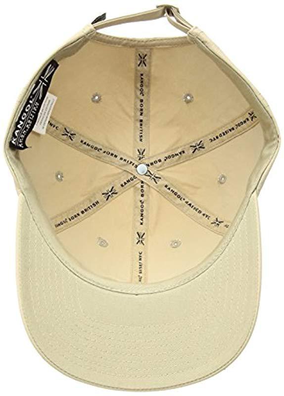 6b13a19a6 ... netherlands kangol natural vintage baseball dad cap for men lyst. view  fullscreen da8c9 89f45
