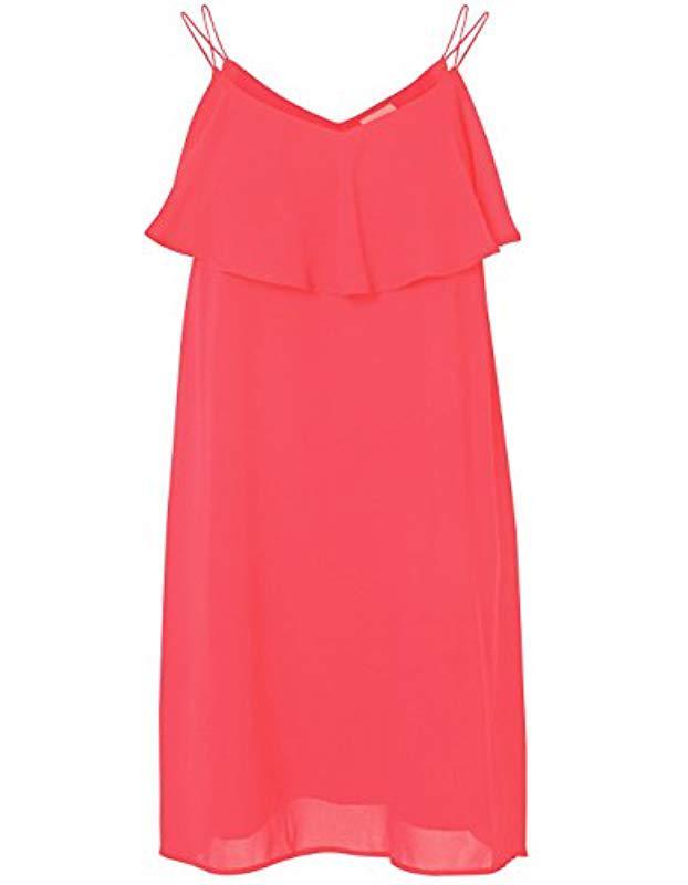 057c28d05ef8 Vero Moda Vmtyler S/l Short Boo Dress in Red - Lyst