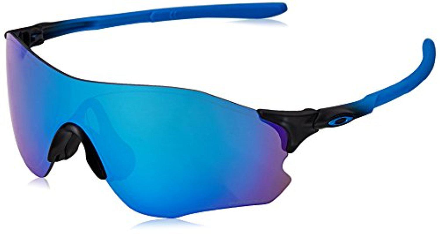 3815cf9fb2 ... aliexpress lyst oakley evzero path polarized iridium rectangular  sunglasses a2290 eca28