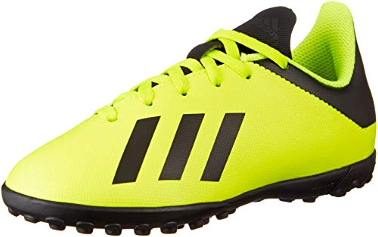 quality design 835cf c73cb adidas. Yellow Unisex Adults X Tango 18.4 Tf J Football Boots