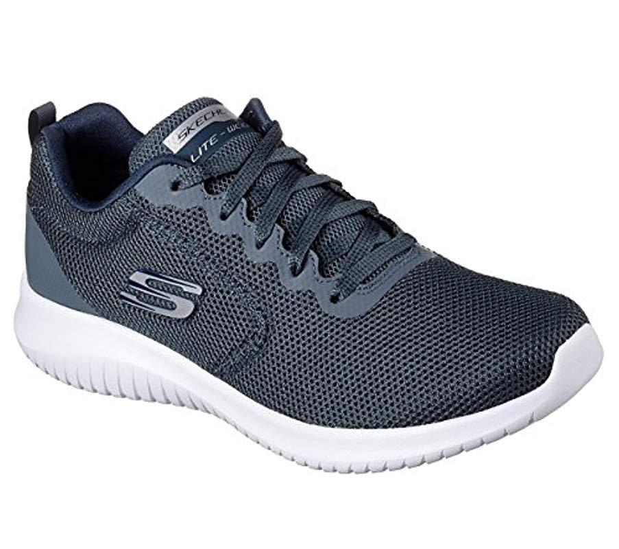 f53300ab2015 Skechers Ultra Flex-free Spirits Trainers in Blue - Save ...