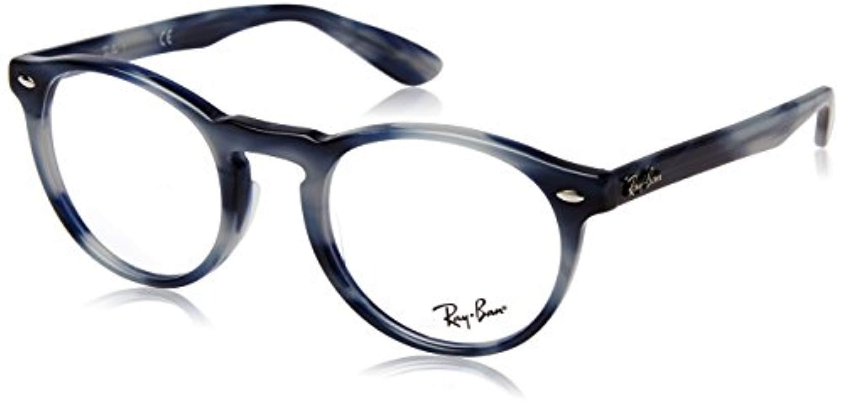 8943d6110e9 Ray-Ban. Women s Gray  s 0rx 5283 5773 49 Optical Frames ...