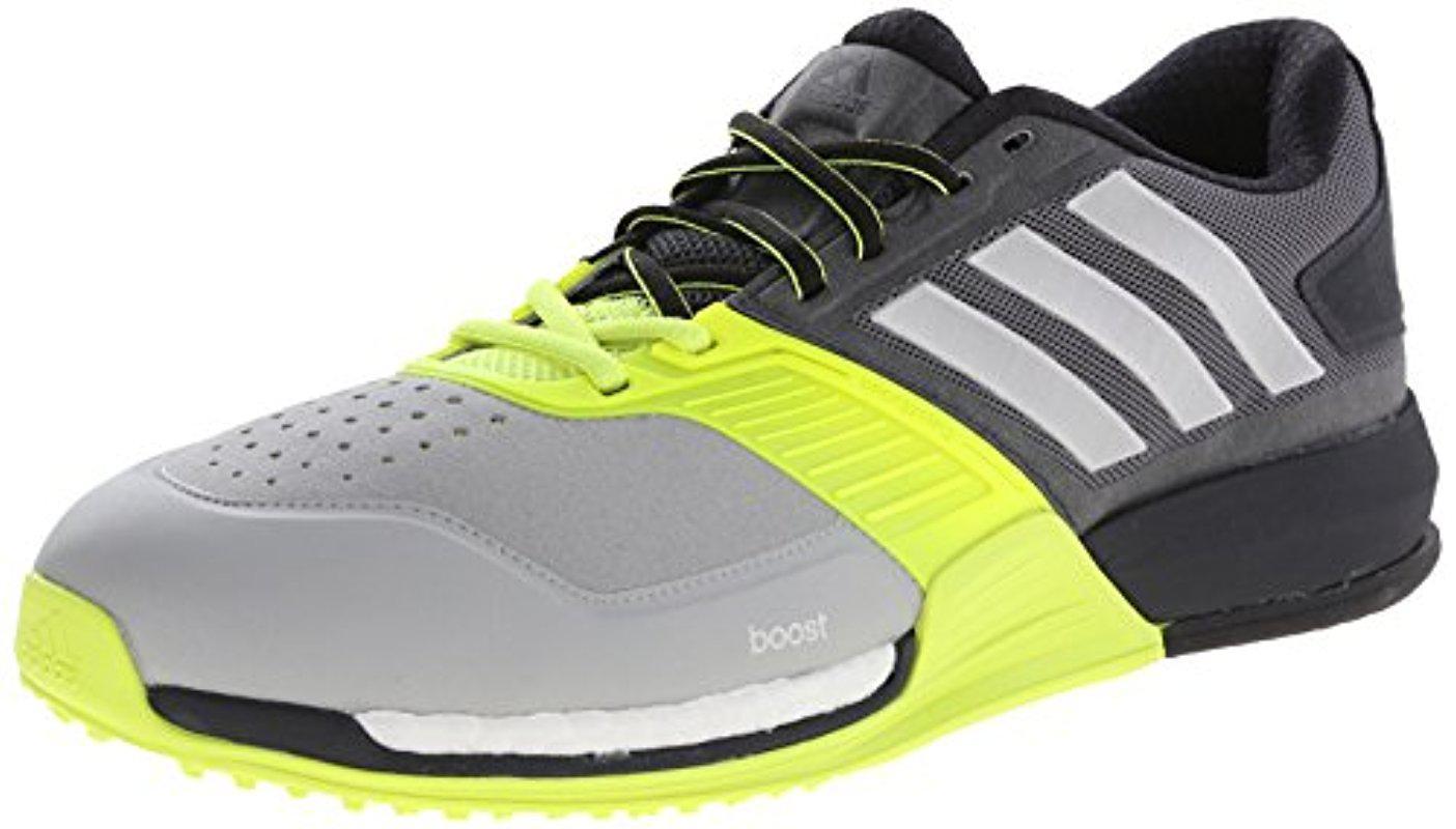 lyst adidas performance steigern crazytrain schuh im cross - training