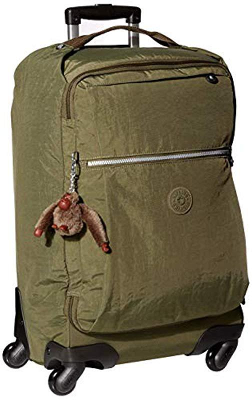 e9a7ed67c7 Lyst - Kipling Darcey Small Wheel Luggage in Green for Men - Save 2%