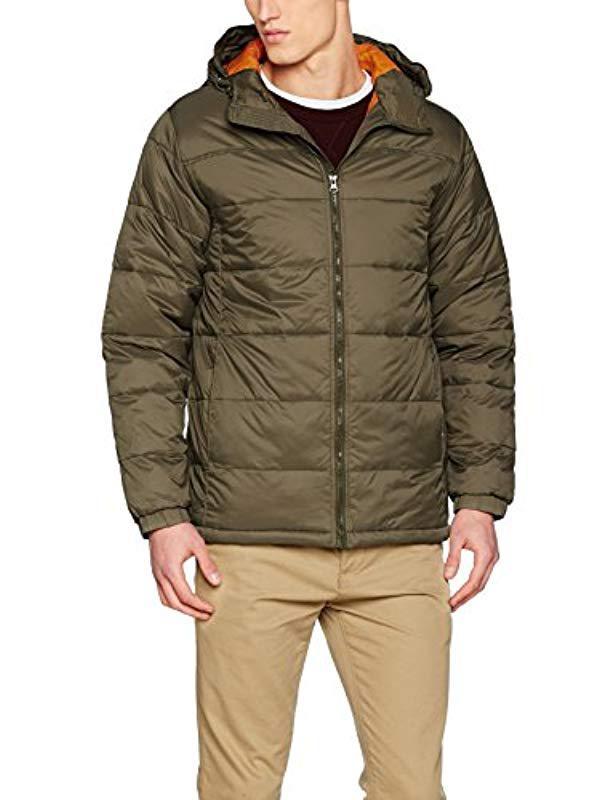cbaf909ec6 Vans Woodcrest Mte Jacket in Green for Men - Save 51% - Lyst