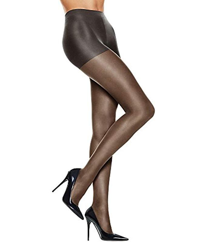 1cbd9b21ba7 Hanes. Women s Silk Reflections Plus-size Enhanced Toe Pantyhose