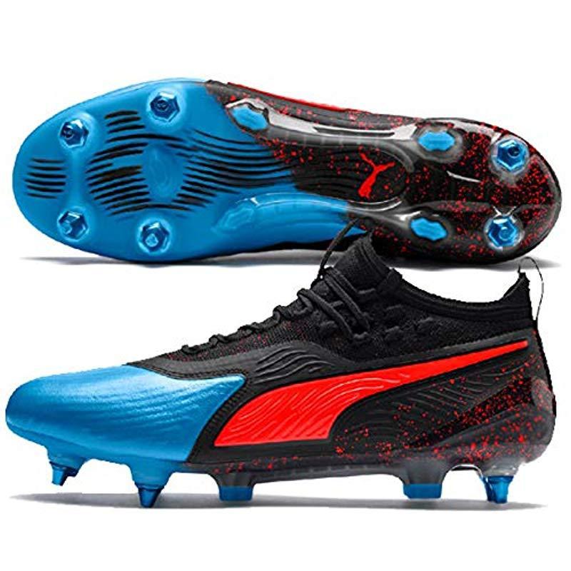 be65ef55ec17d0 Puma One 19.1 Mx Sg Footbal Shoes in Blue for Men - Lyst