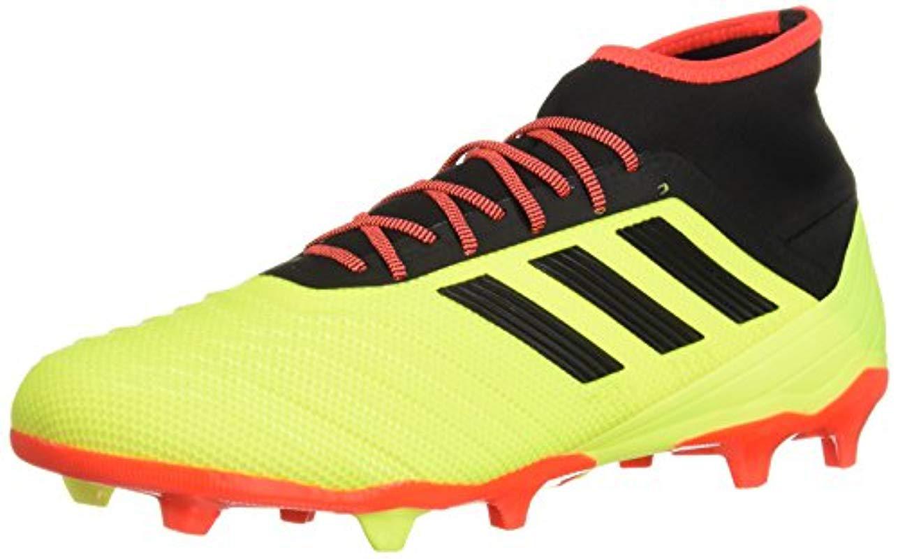 4df5f42e0 Lyst - adidas Predator 18.2 Firm Ground Soccer Shoe for Men