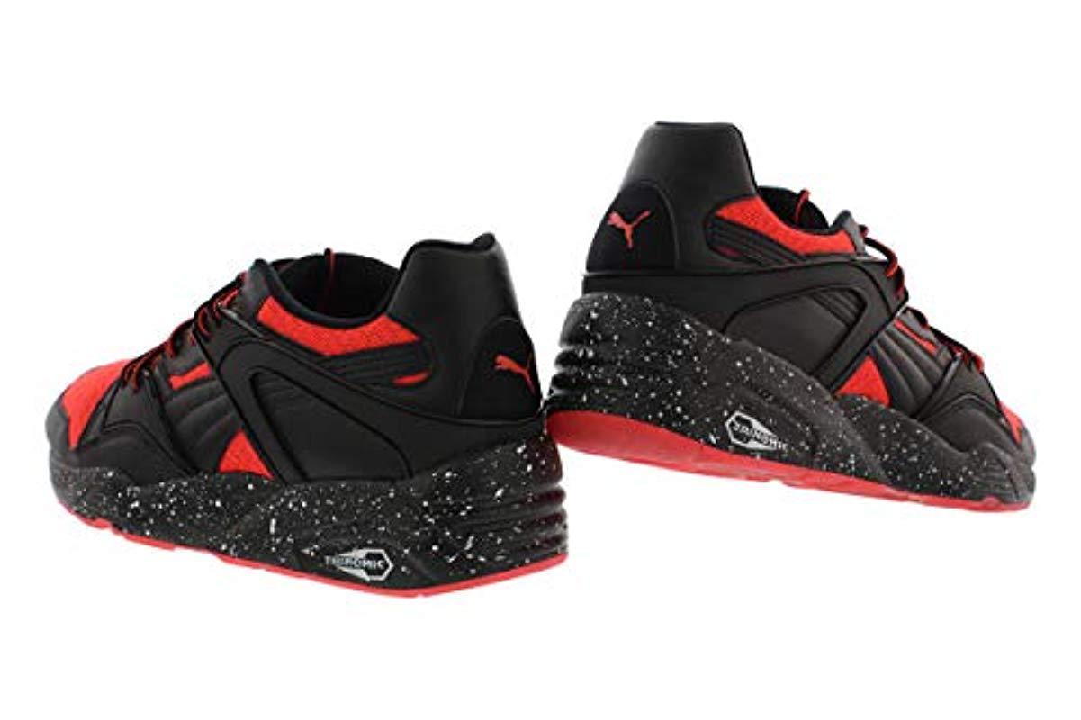 872045eff4a10 Lyst - PUMA Blaze Tech Mesh Fashion Sneaker in Red for Men