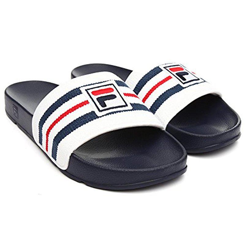 34b471ae7 Lyst - Fila Drifter Sport Sandal in Blue for Men - Save 23%