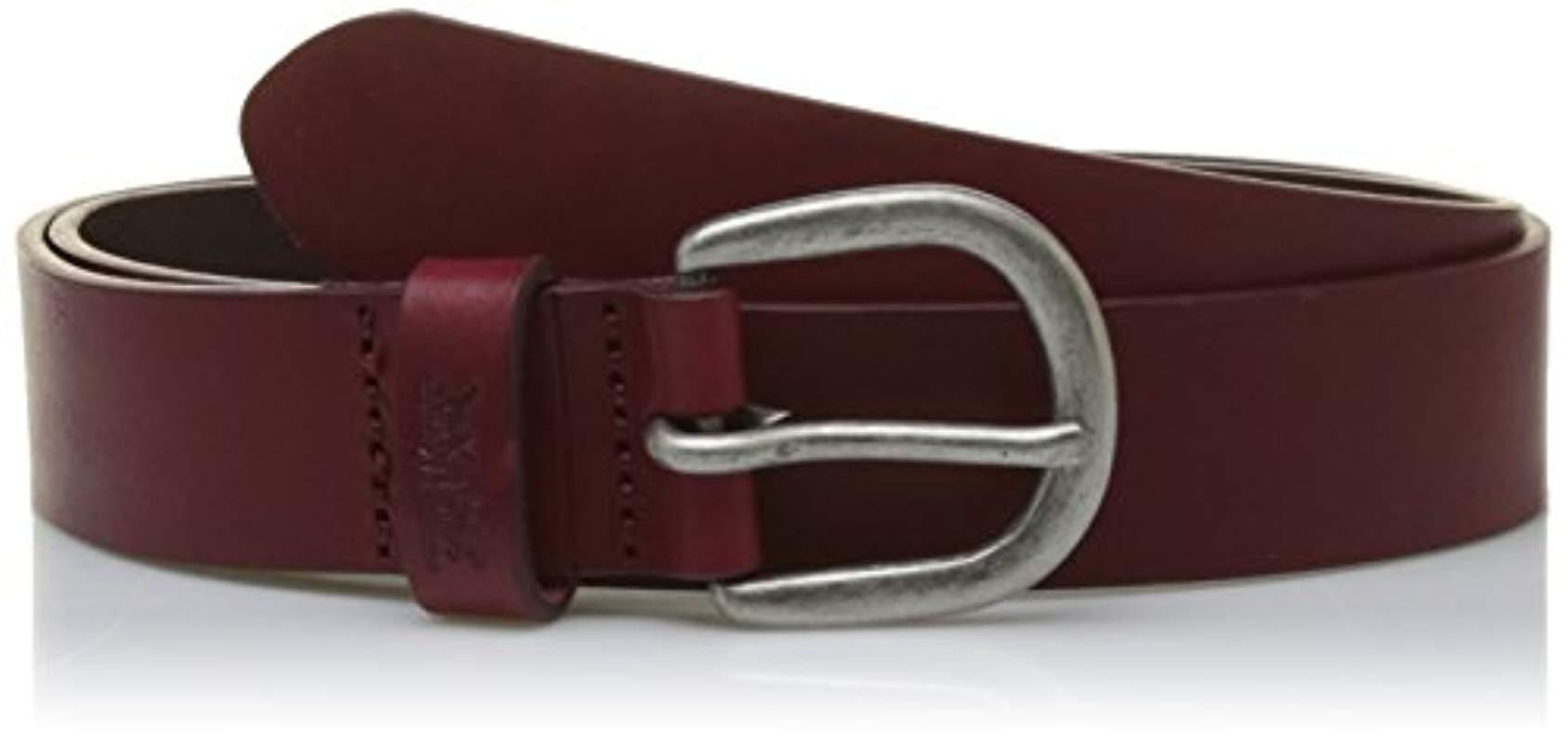 6d7a7a331993 Levi S Icon Belt W in Purple - Lyst