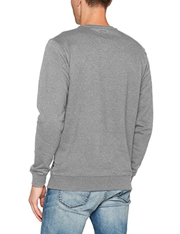 6d8bf84757 Vans Otw Crew Long Sleeve Sweatshirt in Gray for Men - Lyst