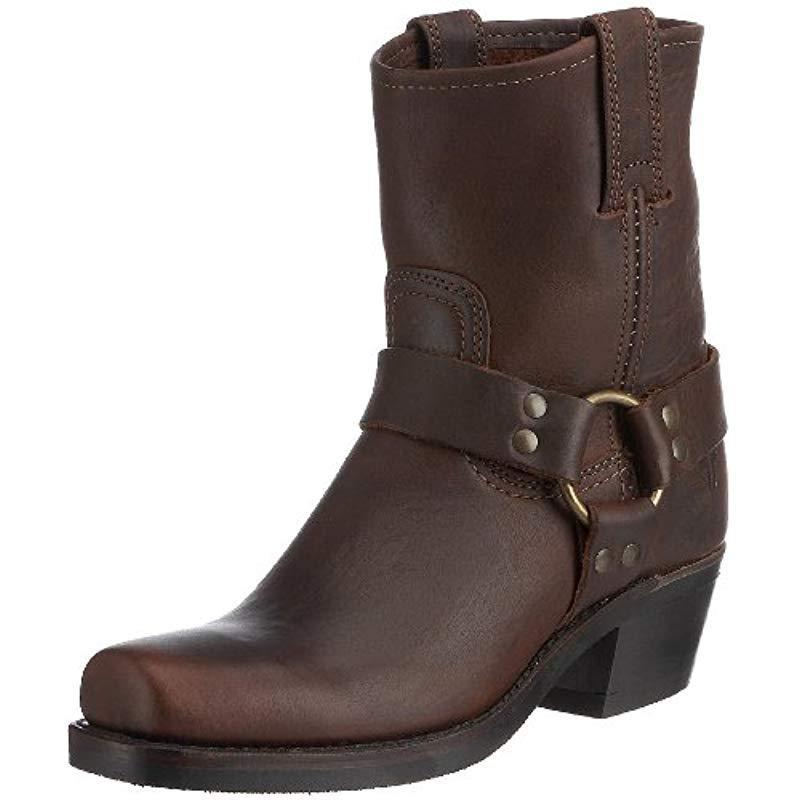 Lyst - Frye Harness 8r W in Brown 8a33d378261
