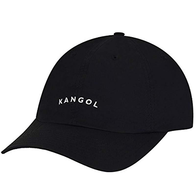 Kangol - Black Vintage Baseball Cap for Men - Lyst. View fullscreen 27162d5028b4