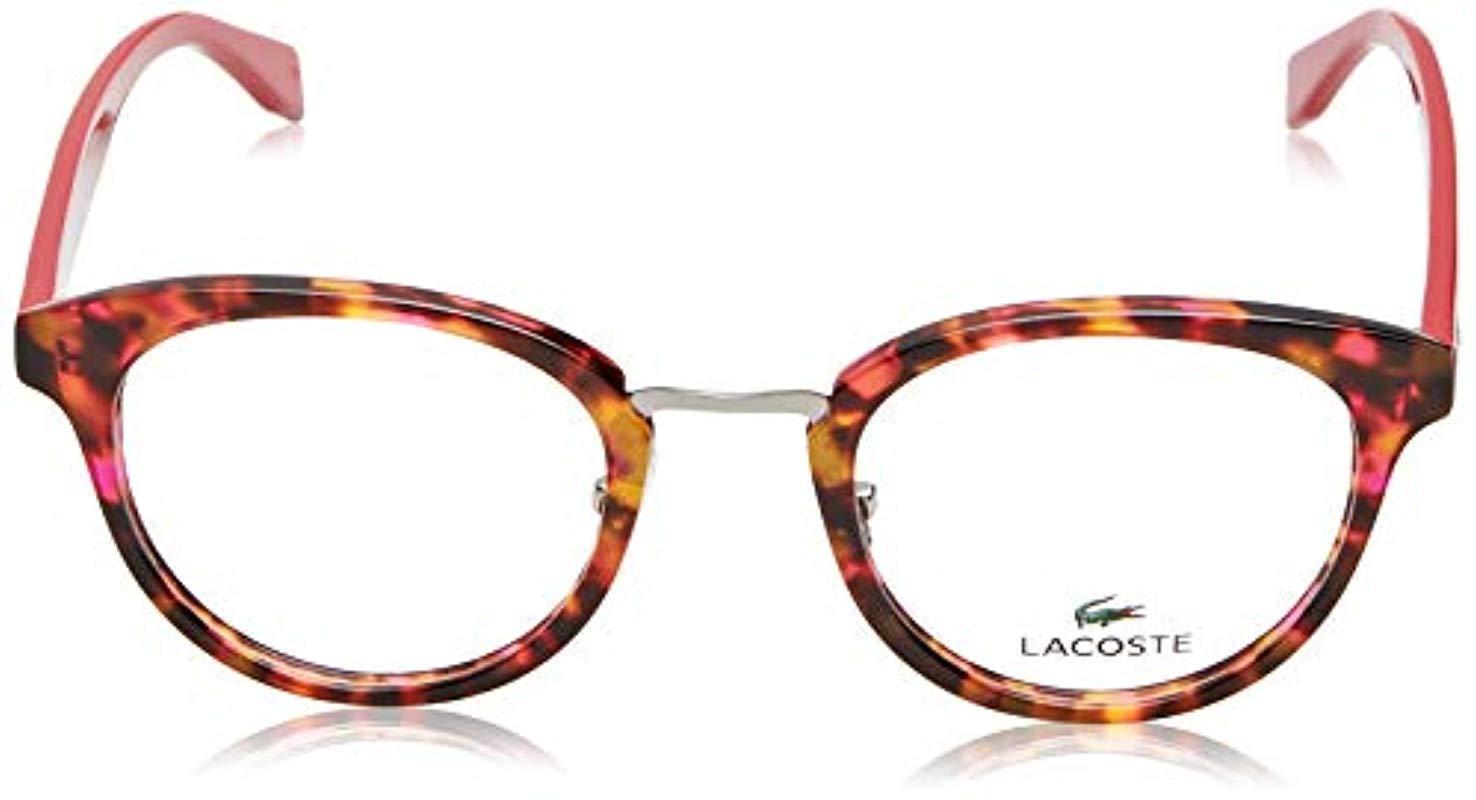 9241ea4881af Lacoste - Multicolor L2777 215 49 Optical Frames