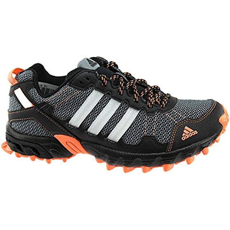 fe03b5c10a41d Adidas - Black Rockadia W Trail Runner - Lyst. View fullscreen