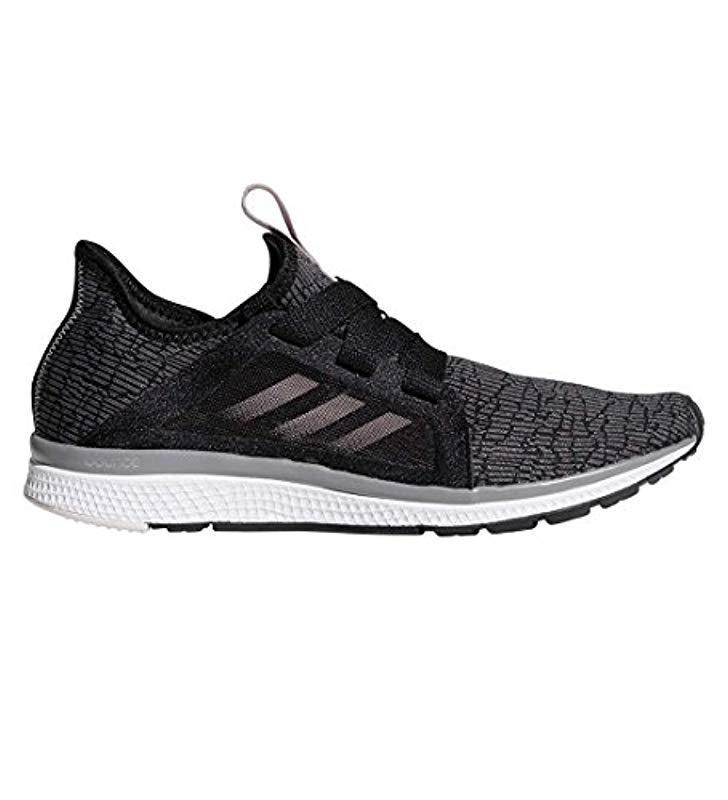 Lyst Adidas Edge Lux zapatilla en color negro