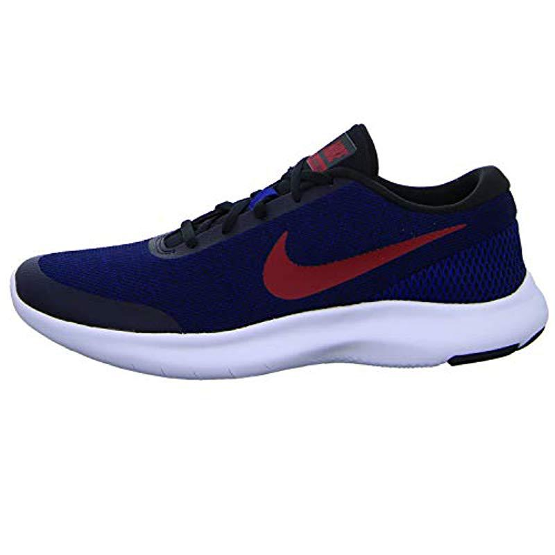 ab94ee7cf71e1 Nike - Blue  s Flex Experience Rn 7 Running Shoes for Men - Lyst. View  fullscreen