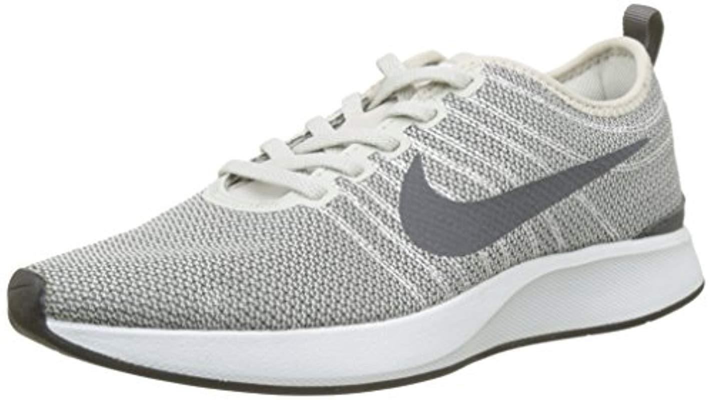 Nike Wmns Dualtone Racer Shoes In Gray Fabric 917682-004 in Gray - Lyst 3b06d230e
