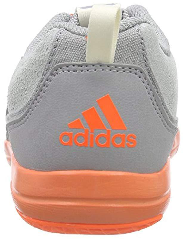new product 79bf6 d51ac adidas s Mardea American Handball Shoes in Gray - Lyst