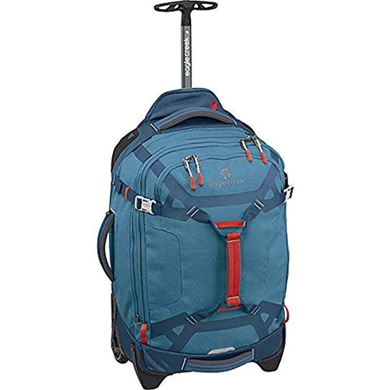 7efa9eb3d6 Lyst - Eagle Creek Load Warrior 22 Inch Carry-on Luggage in Blue