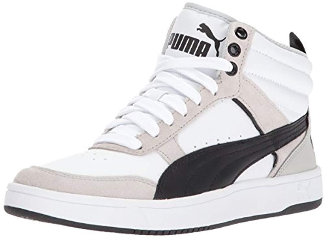 daa1db1b881 Lyst - PUMA Rebound Street V2 Sneaker in White for Men