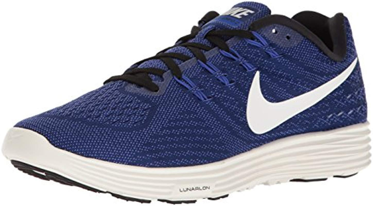 8c525419c4e9a Nike Lunartempo 2 Running Shoes in Blue for Men - Lyst