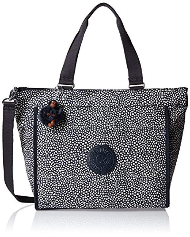 8aff0789a51d Kipling New Shopper L in Black - Lyst