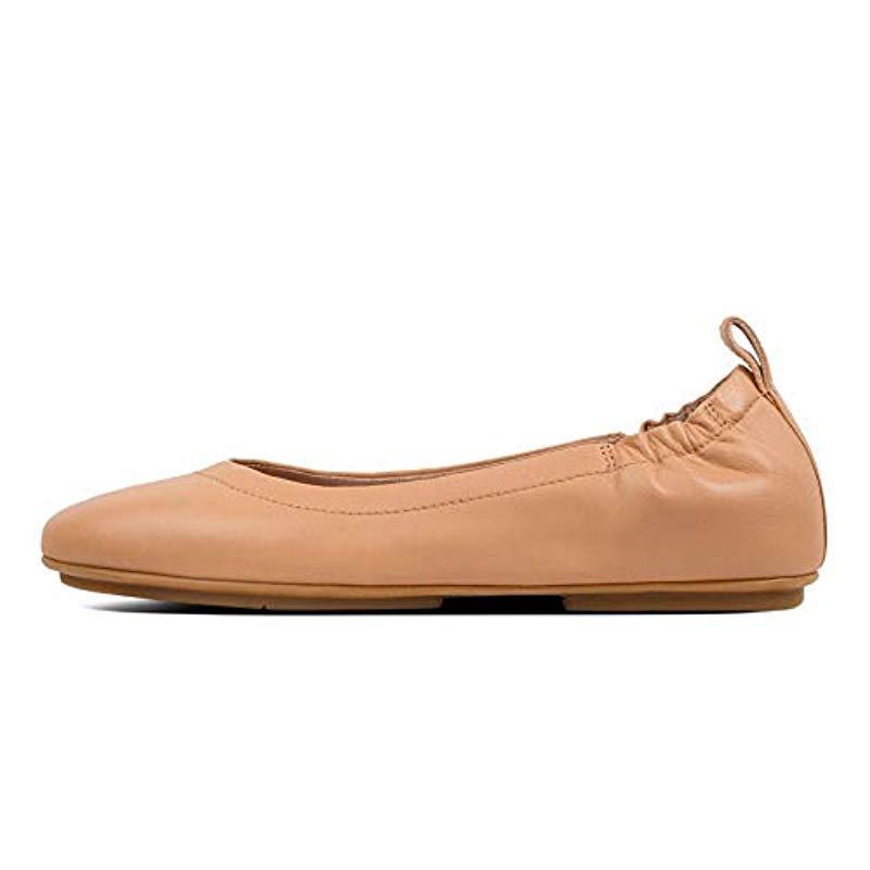 2496f1b03fb2 Fitflop - Multicolor Allegro Closed Toe Ballet Flats - Lyst. View fullscreen