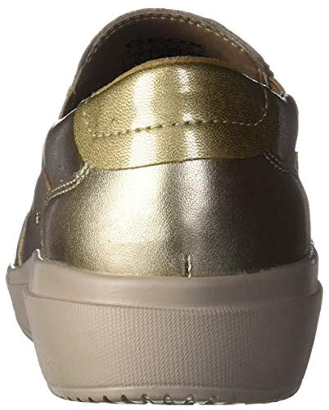 f96ab93708a49 Geox D Tahina B Low-top Sneakers - Lyst