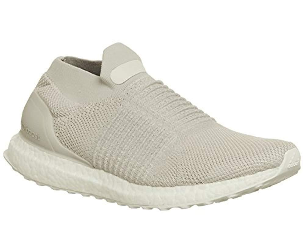 02fd665e1d244 adidas Ultraboost Laceless W Running Shoes - Lyst