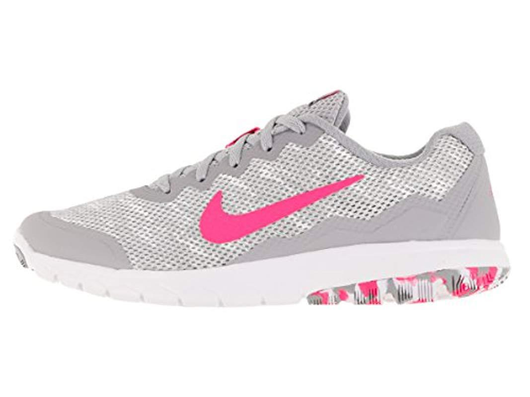 22f1992ca74be Nike - Pink Wmns Flex Experience Rn 4 Prem Running Shoes - Lyst. View  fullscreen