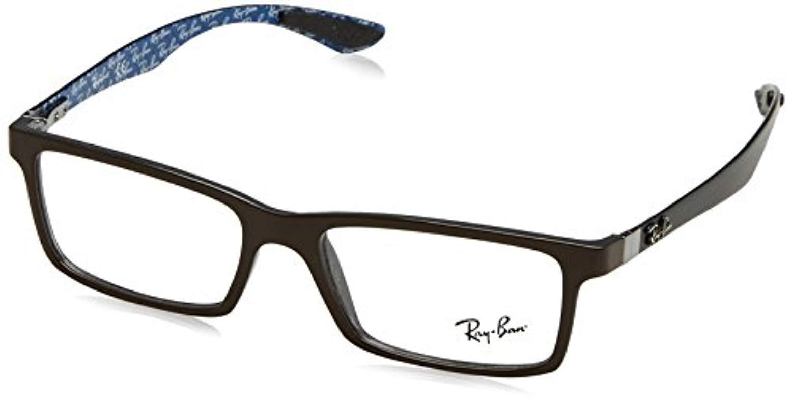 Ray-Ban Rayban 8901 in Black for Men - Lyst f5dddf0358ac