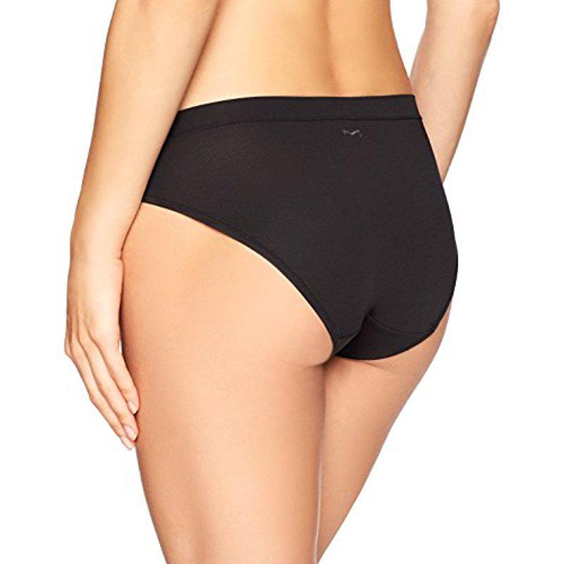 dcd4c2d53fa5 Maidenform - Black Sport Bikini - Lyst. View fullscreen