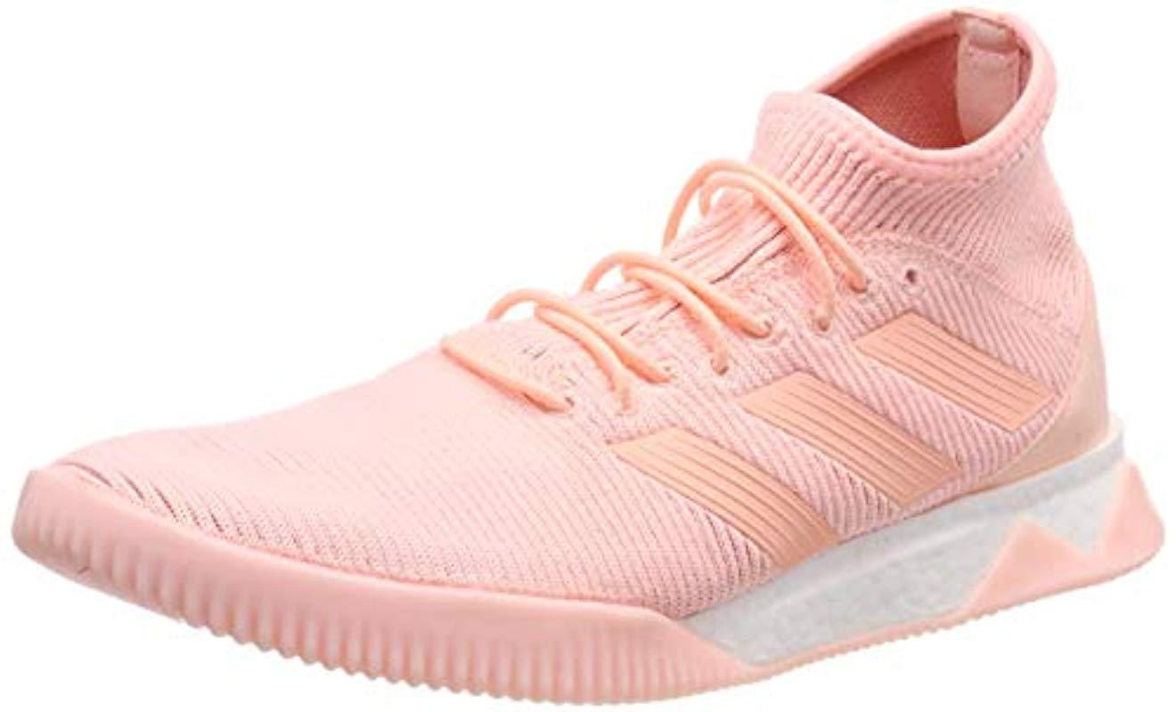 bc431415558 adidas Predator Tango 18.1 Tr Futsal Shoes in Pink for Men - Lyst