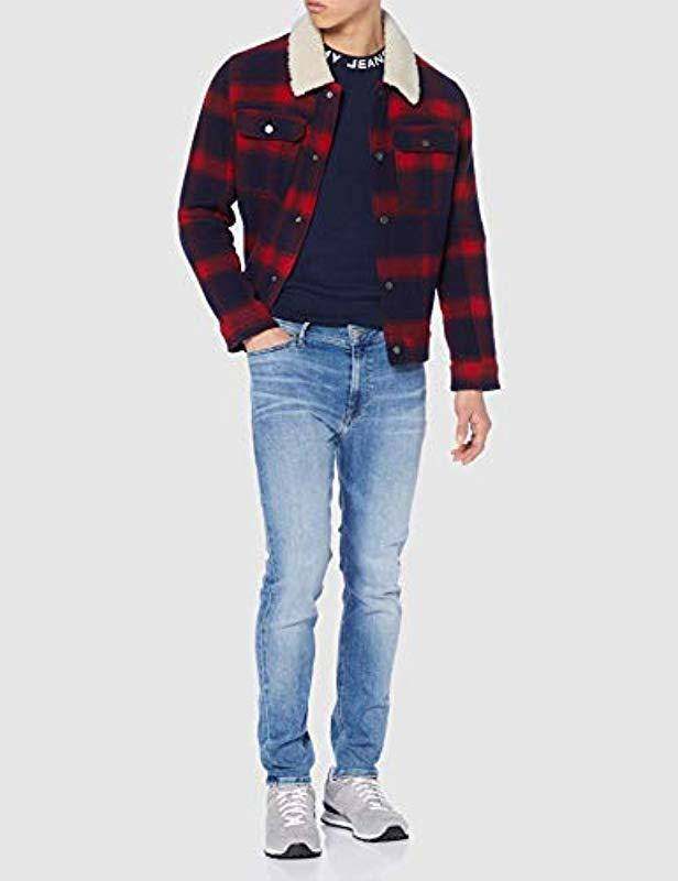 e455d9840 Tommy Hilfiger Skinny Simon Flcnl Jeans in Blue for Men - Lyst