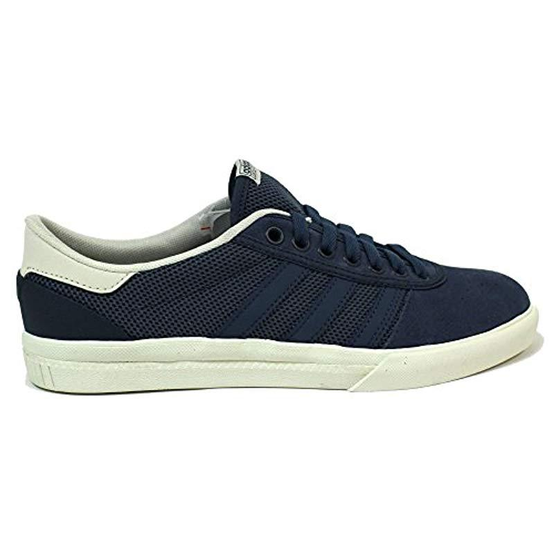 752cbb7fb97 Adidas  s Lucas Premiere Skateboarding Shoes in Blue for Men - Lyst