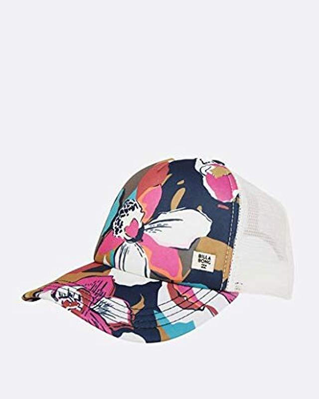 cc8a82a116ac9 Lyst - Billabong Heritage Mashup Hat - Save 27%