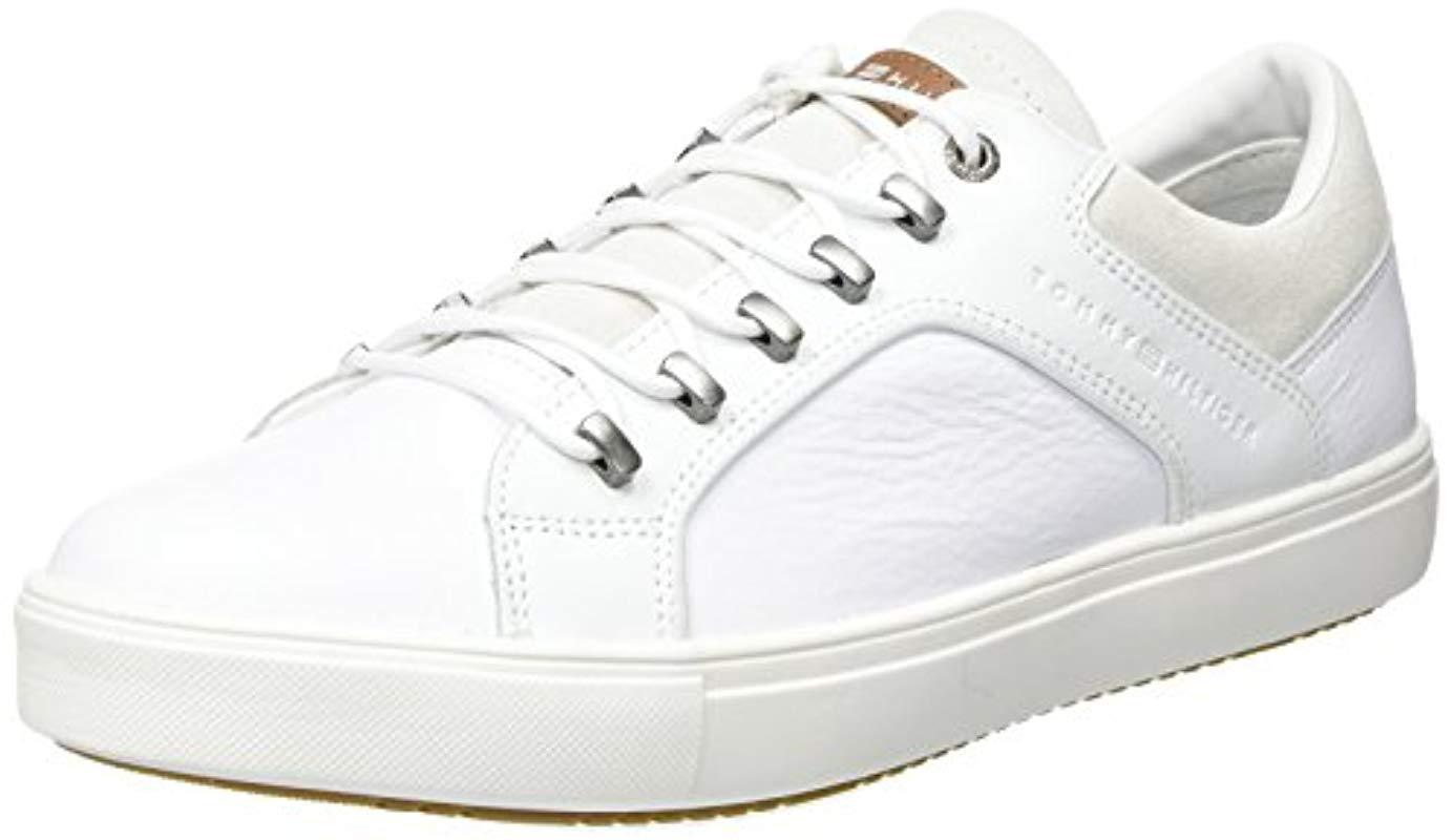White Lyst Tommy Sneakers M2285oon 2a1 Men For Hilfiger 's In qg1w7fqO