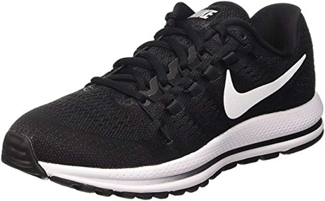 buy online 4985a 3b619 Nike Air Zoom Vomero 12 Running Shoes in Black for Men - Lys