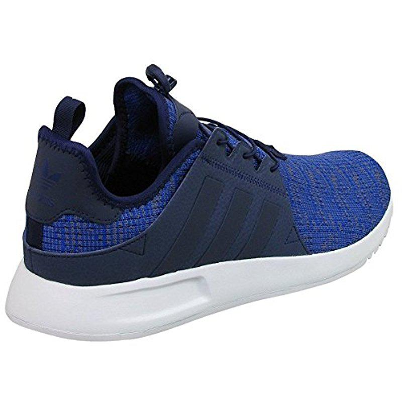 separation shoes 82052 ff358 Adidas Originals - Blue Xplr Fashion Sneakers for Men - Lyst. View  Fullscreen
