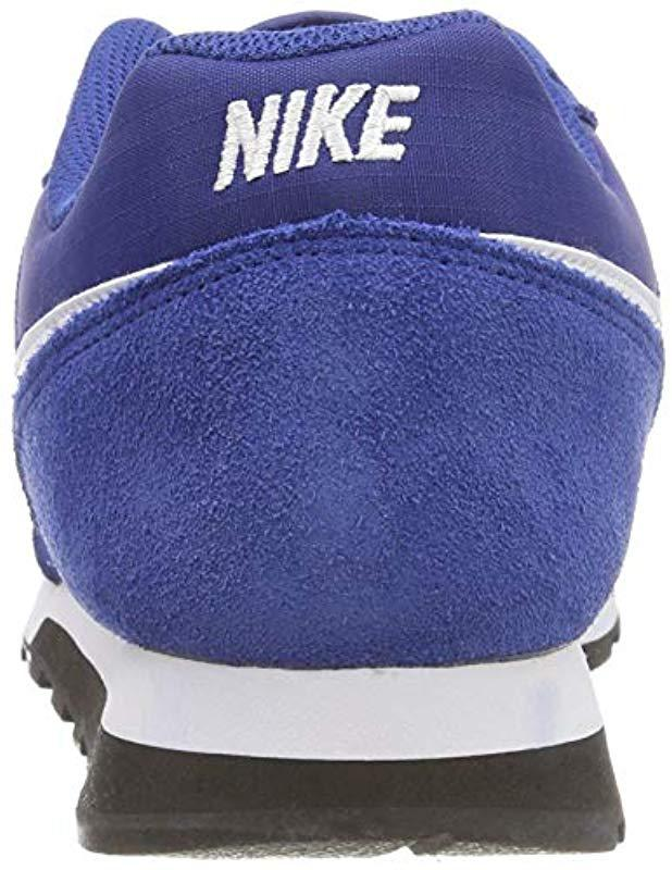 f2094d29e6 Nike Md Runner 2 Low-top Sneakers in Blue for Men - Save 34% - Lyst